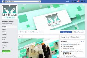 MaKami College Facebook