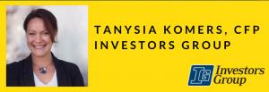 Tanysia Komers Logo