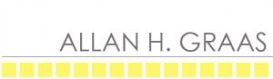 Dr. Allan Graas Calgary orthodontist logo half