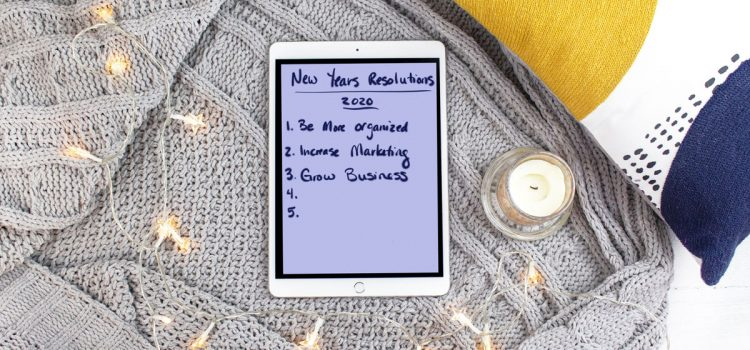 New Year's Resolutions – Better Business Marketing